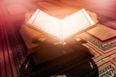Memorizing from surat yasin